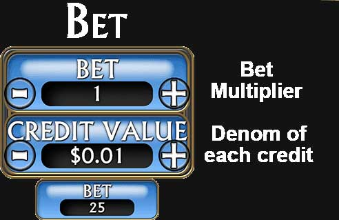 dancing beauty slot bet